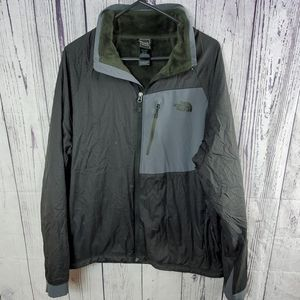 The North Face Black/Gray Men's Jacket XL (M3)